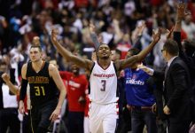 Photo of Wizards Defeat Hawks in Foul-Laden Game 2