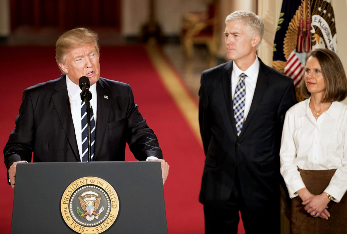Photo of RICHMOND: CBC Opposes Gorsuch Nomination — and Senate Should Too