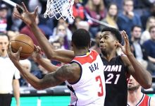 Photo of Wizards Drop Final Home Game to Heat