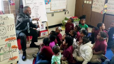 Photo of Alphas Adopt Struggling Southeast School