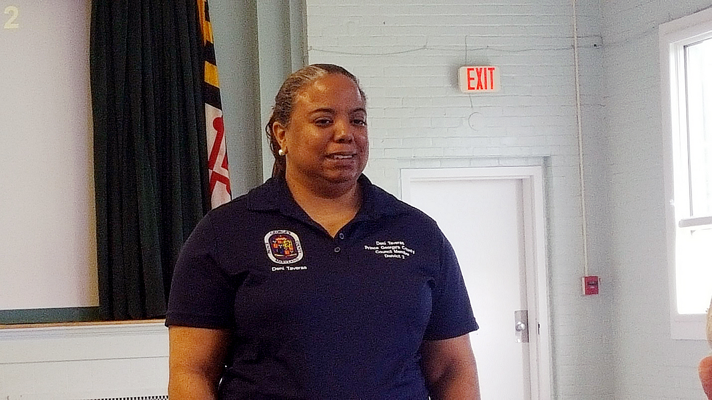 Photo of Prince George's Council Member: More Needed in Budget for District 2