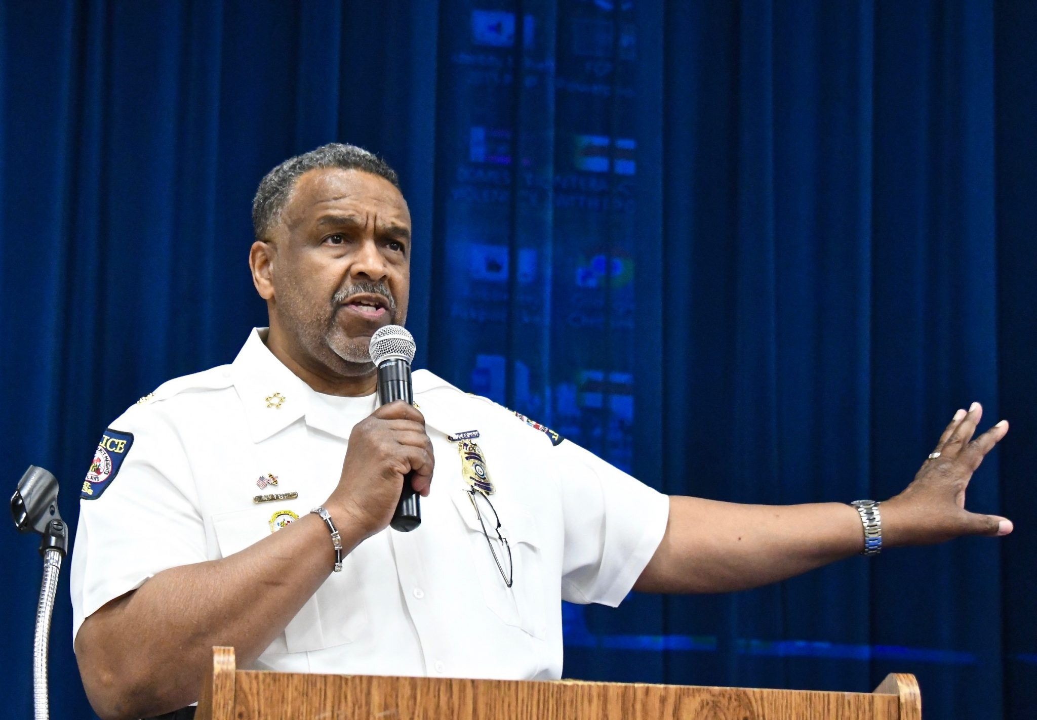 Photo of District Heights Officials Host Forum on Missing Children