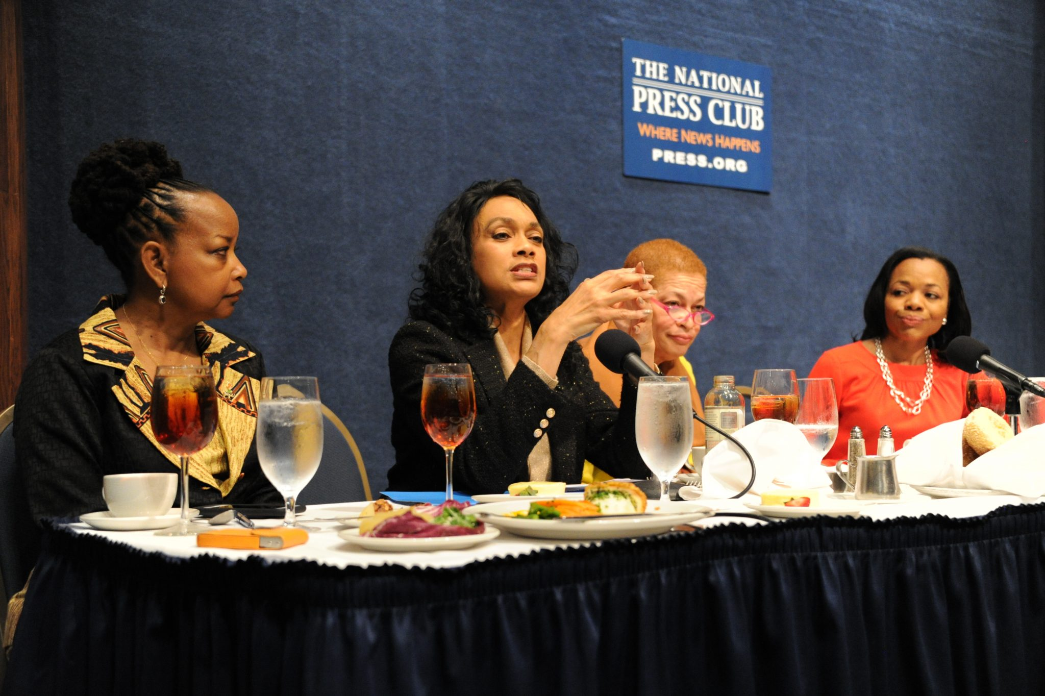 Photo of 7th Annual Stateswomen for Justice Luncheon (Photos by Lateef Mangum)