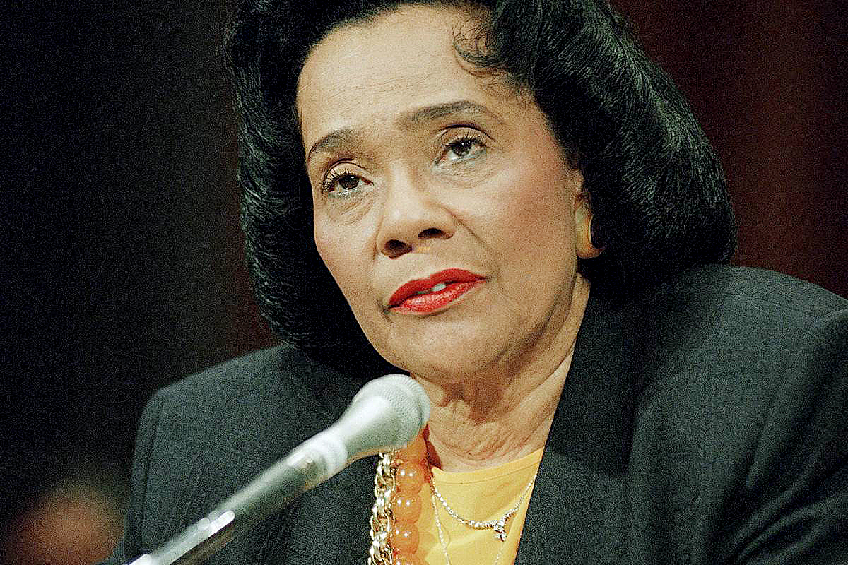Photo of The Legacy of Coretta Scott King