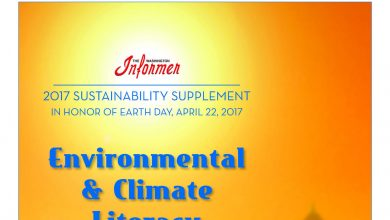 Sustainability Supplement April 2017