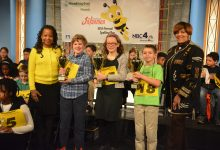 Photo of PRINCE GEORGE'S COUNTY EDUCATION BRIEFS: Spelling Bee Champs