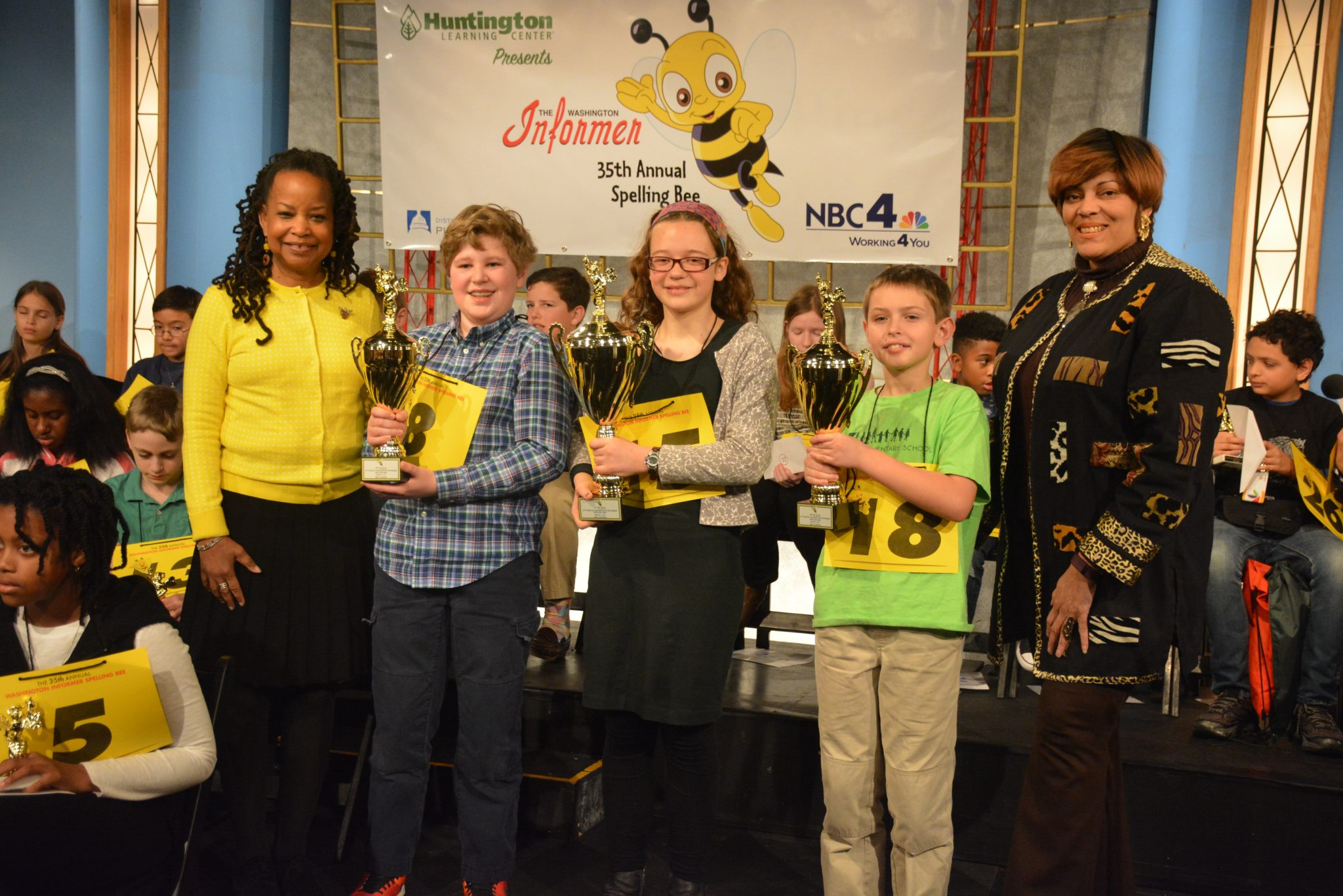 Photo of Informer's 35th Spelling Bee Another Exhilarating Affair