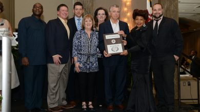 Photo of Realtors Recognized for Sales Production