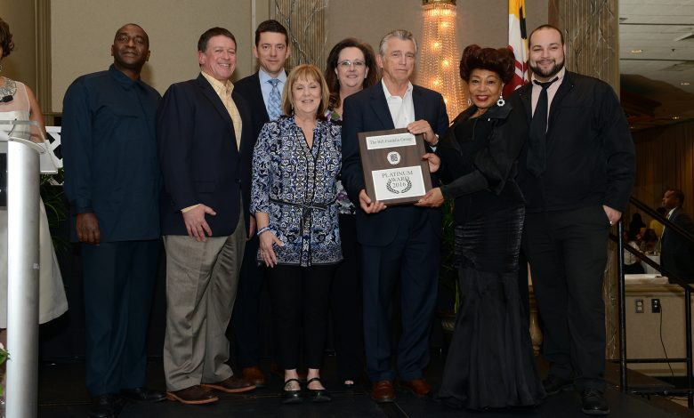The Bill Franklin Team was recognized for more than $10.5 million in sales for 2016. (Courtesy of PGC Association of Realtors)