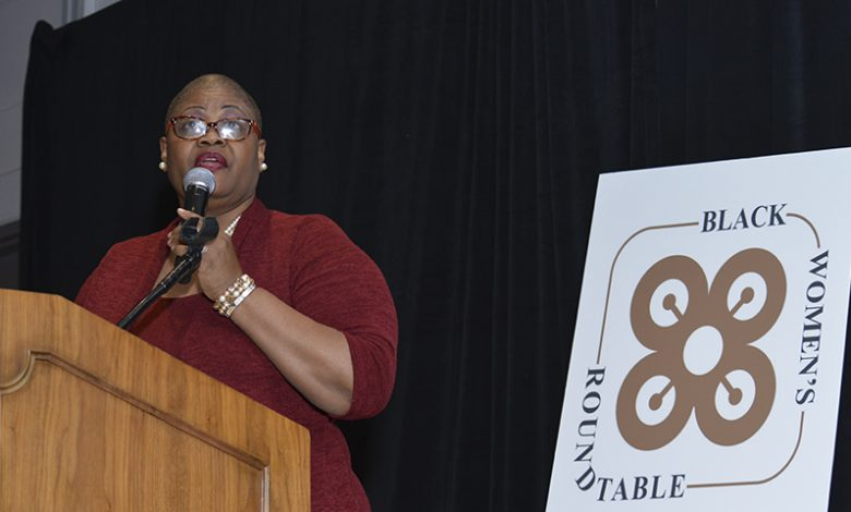 Melanie Campbell, the president and CEO of the NCBCP, said that her group was deeply concerned about the proposed cuts to after school programs for poor children, Meals on Wheels for our senior citizens, and clean air and water protections for communities across the country. This photo was taken during the 2016 Black Women's Roundtable Women of Power National Summit in Washington, D.C. (Freddie Allen/AMG/NNPA)
