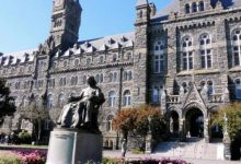 Photo of Georgetown, American to Require COVID Vaccinations for Students This Fall