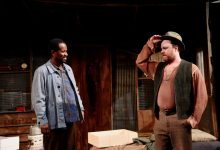 Photo of Mosaic Theater's 'Blood Knot' Spellbinds Viewers