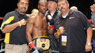 Photo of Gary Russell Jr.: The DMV's Champion