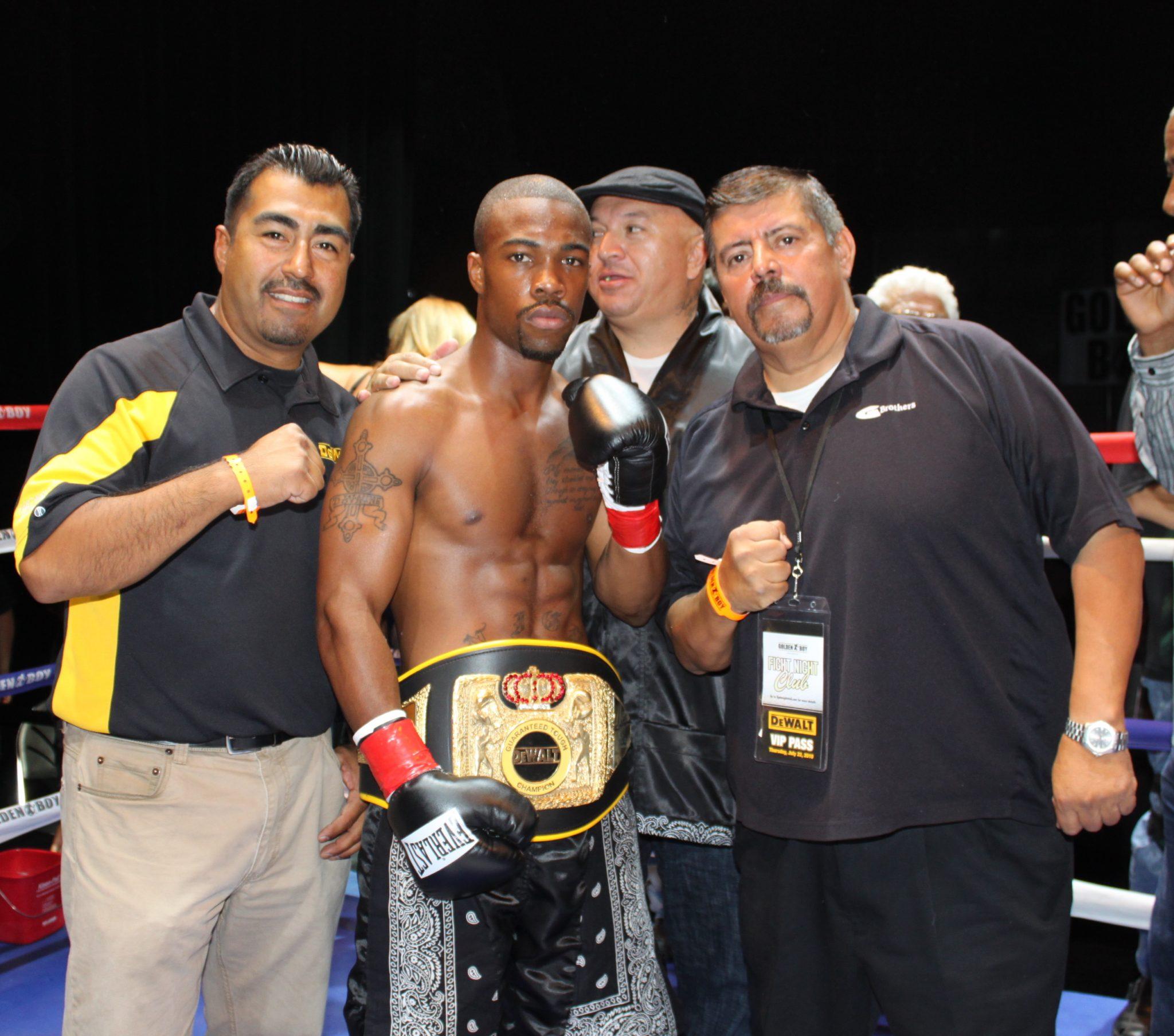 Photo of Gary Russell Jr.: The DMV's Champion