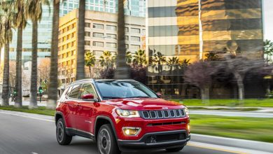 Photo of Jeep Adds a Bit of Glamour to 2017 Compass