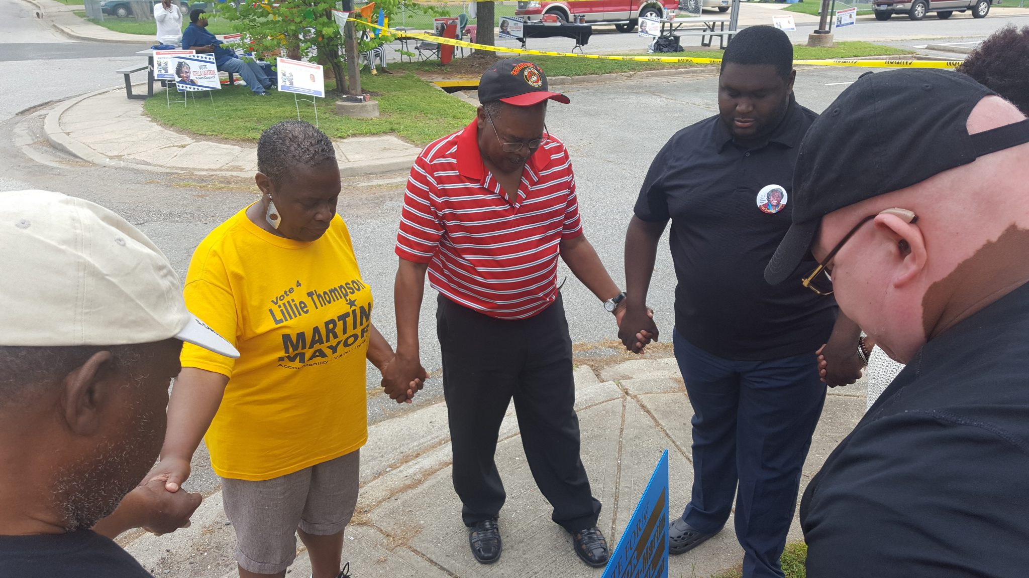 Photo of Prince George's Co. Holds Municipal Elections