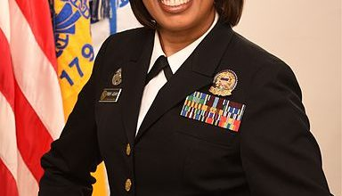 Photo of Acting Surgeon General has Academic Ties to D.C. Region