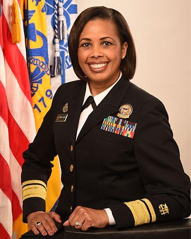 Photo of Acting Surgeon General has Academic Ties to D.C. Region
