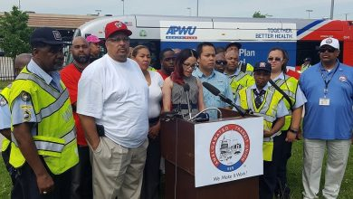 Photo of Union Demands Accountability, Safety for D.C. Bus Service
