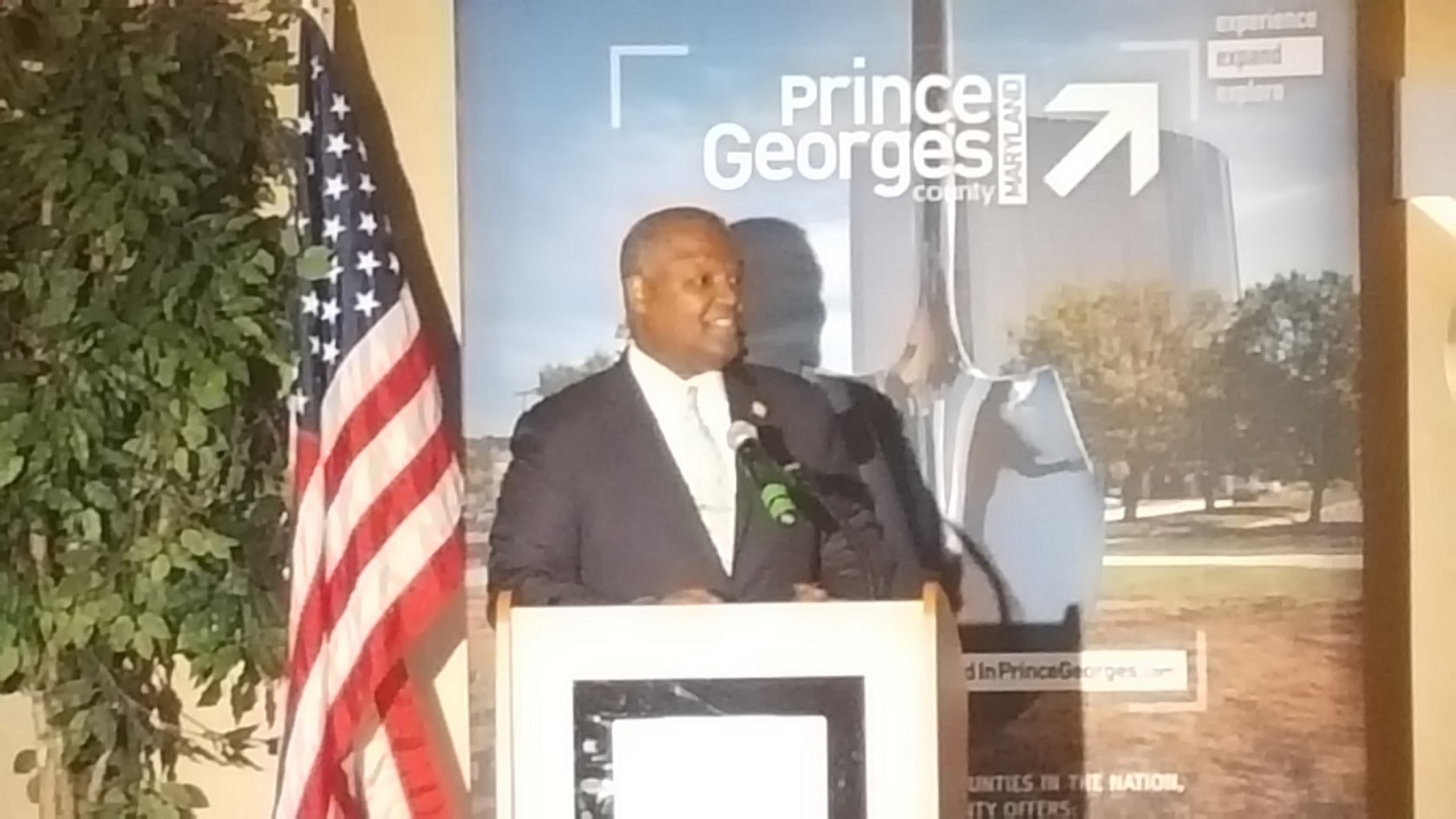 Photo of Baker: Prince George's Is Economic Engine of D.C. Region