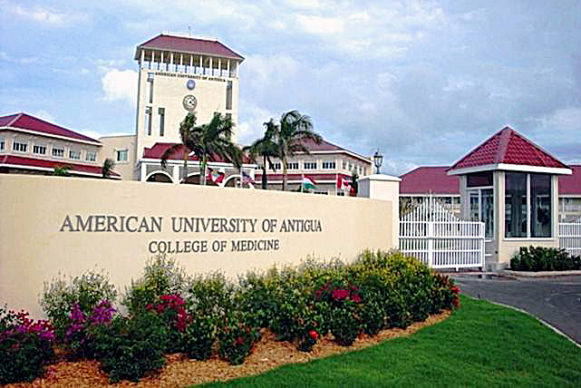 The American University at Antigua is providing incentives for African-American medical school students. (Courtesy photo)