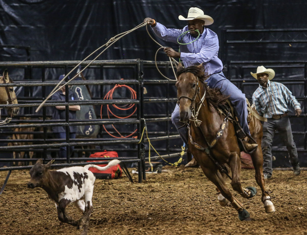 Courtesy of Southeastern Rodeo Association