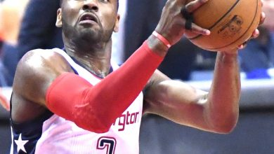 Photo of Wizards' John Wall Named to All-NBA Third Team