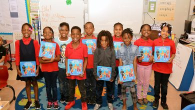 Photo of D.C. EDUCATION BRIEFS: Storybook Characters