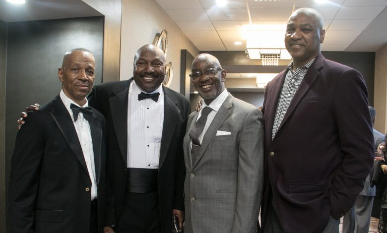 Photo of 8th Annual Cardozo All-Met Hall of Fame Awards Dinner