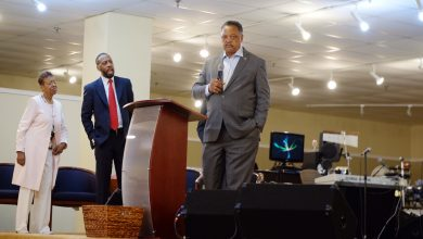 Photo of Jesse Jackson Issues Call for Action in Social Justice Battle