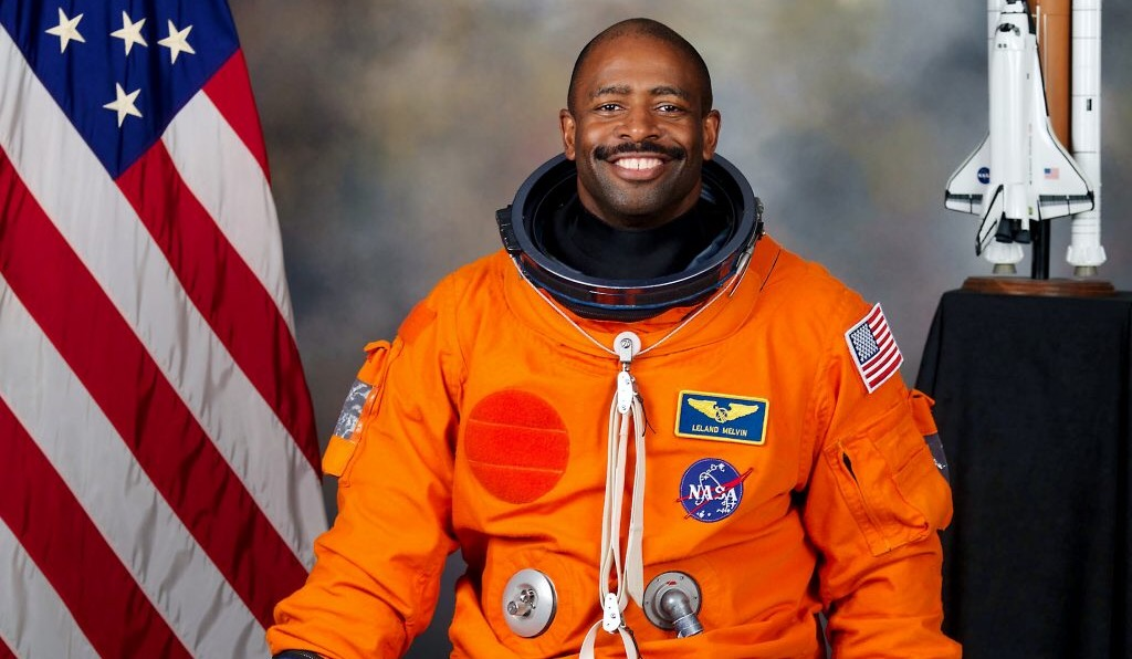 Photo of Black Astronaut Pens Inspirational Memoir