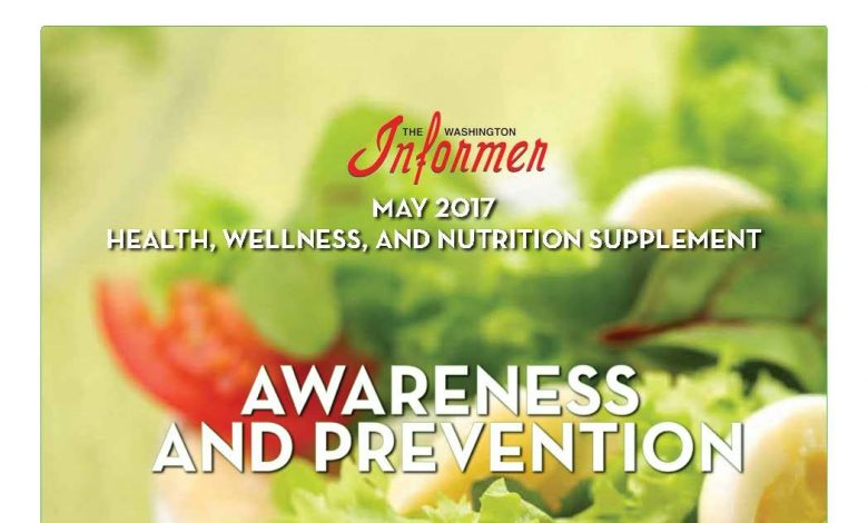 May 2017 Health Wellness and Nutrition Supplement