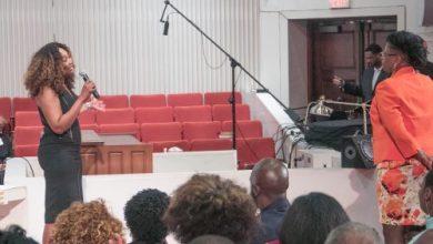 Photo of LM Foundation Concert Featuring Yolanda Adams