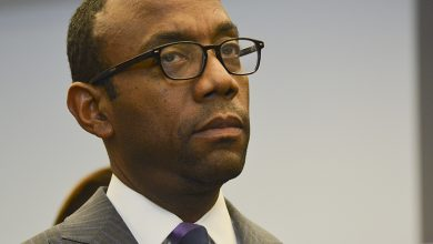 Photo of NAACP President Cornell Brooks Voted Out