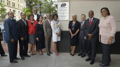 Photo of Pepco Honors African-American Architectural Firm That Designed Headquarters