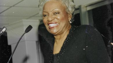 Photo of THE RELIGION CORNER: Salute to Marjorie L. Harris