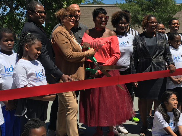 Photo of KD's Charity Foundation Brings New Opportunities to Seat Pleasant Elementary