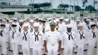 Photo of MUHAMMAD: Thank You, United States Naval Reserve