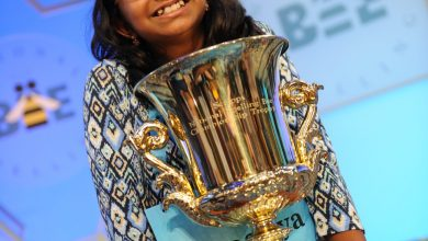 Photo of Sixth-Grader Outlasts Competition, Wins Scripps National Spelling Bee