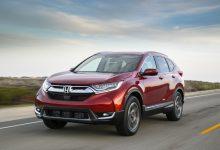 Photo of Honda Overhauls CR-V for 2017