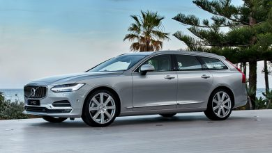 Photo of Volvo Makes Foray into Luxury Wagons With V90 Cross Country