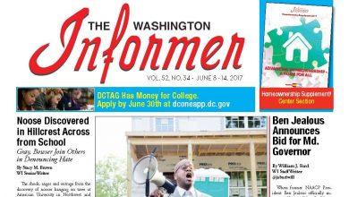 Photo of Informer Issue, June 8, 2017