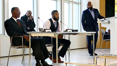 Photo of Coalition Holds Youth Town Hall Meeting on Fatherhood