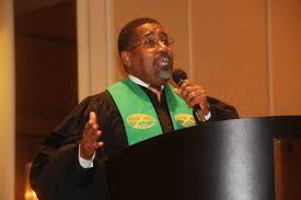Bishop Lawrence Reddick III (Courtesy of National Council of Churches)