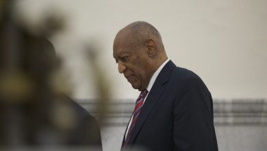 Photo of Cosby Faces Abyss Alone as Trial Winds Down