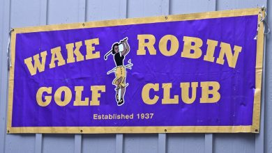 Photo of Wake Robin 80th Anniversary Golf Tournament (Photos by Travis Riddick)