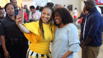 Photo of Mary Mary's Erica Campbell Headlines Church's Annual Health Expo