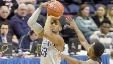 Photo of Georgetown's Pryor, Peak Picked Up By Brooklyn Nets, Houston Rockets
