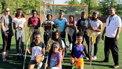 Photo of Baltimore Fosters New Generation of Black Lacrosse Players