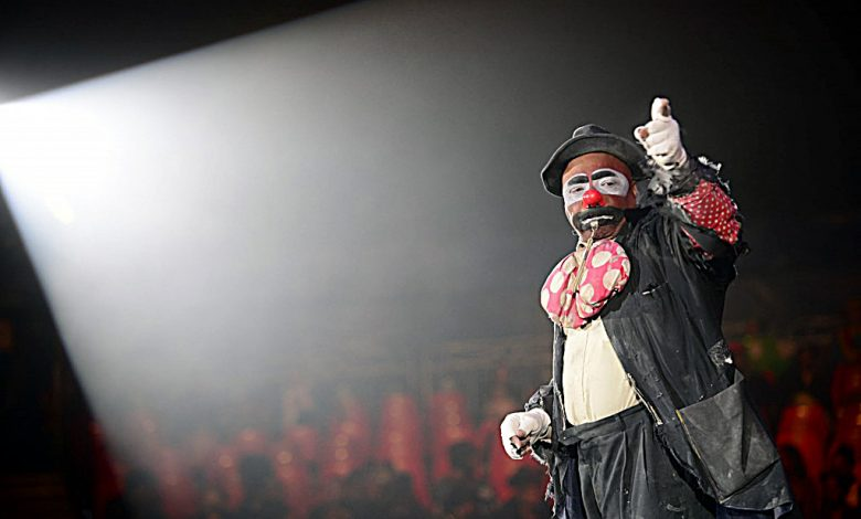 Onionhead the Clown